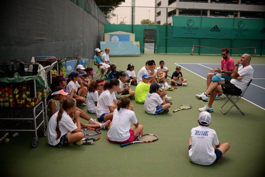 Clark Francis Tennis (2)